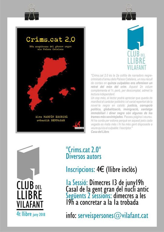 Llibre: Crims.cat 2.0