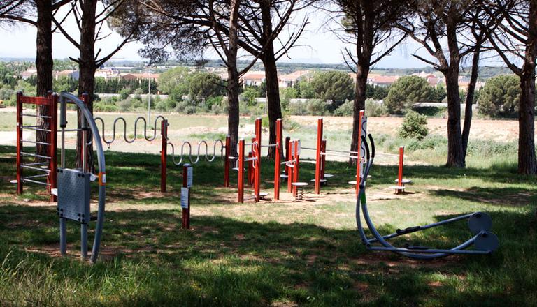 Parc Saludable Piscina de VIlafant