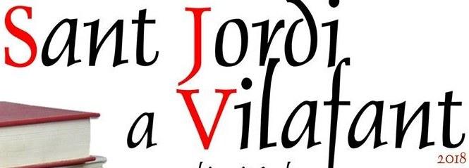 Sant Jordi Vilafant 2018