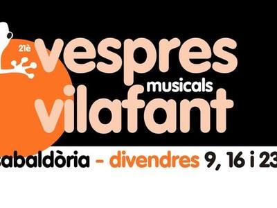 Concert Miquel Abras- 21è Vespres Musicals de Vilafant