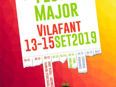 Festa Major de Vilafant 2019