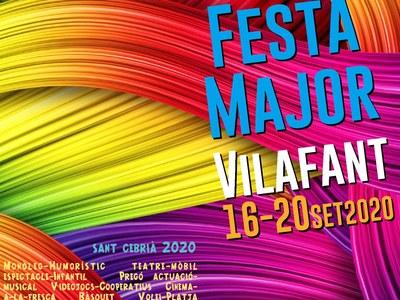 Dimecres de Festa Major, 2020