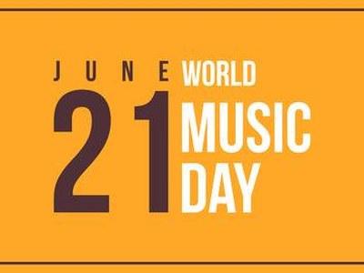 21 de juny 2019, Dia internacional de la Música