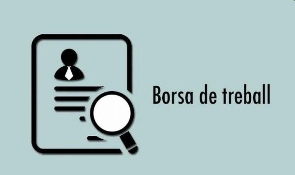 Borses de treball d'emergència del SOC (Servei d'Ocupació de Catalunya)