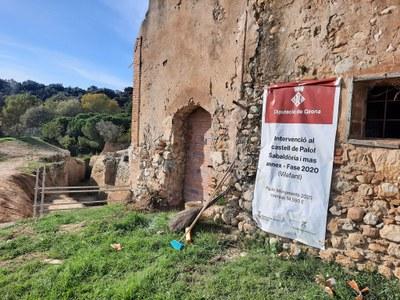 Hem rebut subvenció per a restaurar Palol Sabaldòria