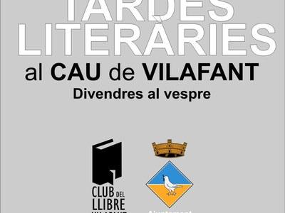 Tardes literàries al CAU de Vilafant