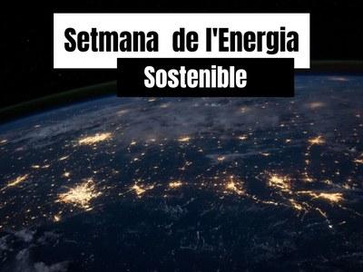 Setmana Europea de l'Energia Sostenible 2021