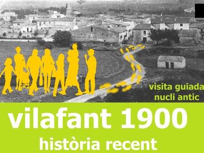 """Visites escolars guiades pel nucli antic """"Vilafant 1900"""""""